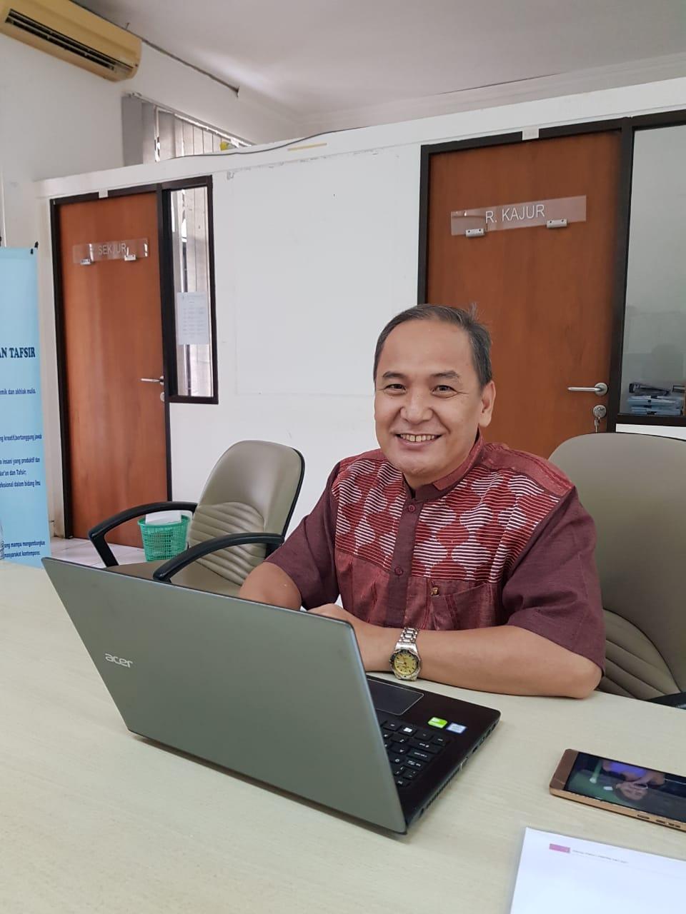 Dr. H. Muhammad Sadik Sabry, M.Ag